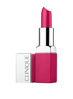 Clinique Barra de Labios Pop 2 In 1 N°06 Rose Pop 3.9 g
