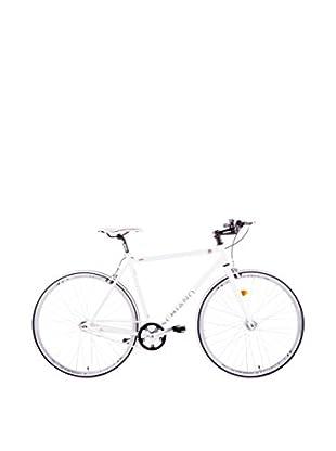 Schiano Cicli Bicicleta 28 Ff1 Sport Fixed Pist 01V Blanco / Rojo