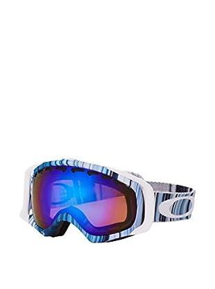OAKLEY Máscara de Esquí Crowbar Azul Claro / Blanco