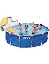 Above Ground Intex 24 Ft Swimming Pool Frame Connection Tee