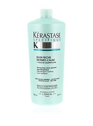 KÉRASTASE Haarshampoo Dermo-Calm Bain Riche 1000 ml, Preis/100 ml: 4.49 EUR