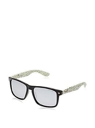 Polaroid Sonnenbrille 6008/S RFG (55 mm) schwarz/weiß