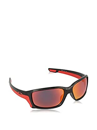 OAKLEY Gafas de Sol Polarized Straightlink (58 mm) Negro