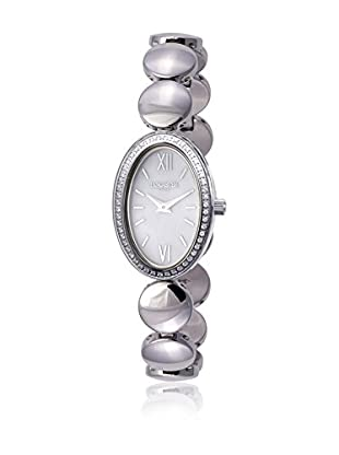 LANCASTER Quarzuhr Woman Enny Oval Diamonds 30 mm