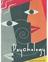 Psychology Textbook For Class 12 NCERT (fifth edition 2012)