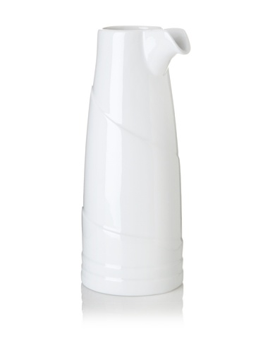 BergHOFF Hotel Line Milk Pitcher, White, 3-Cup