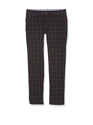 Hackett London Pantalón Check Trousers B
