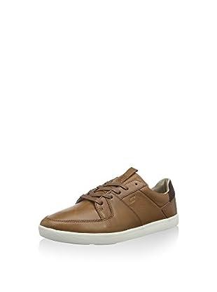 Boxfresh Sneaker Cladd Icn Lea Pnut/tpe
