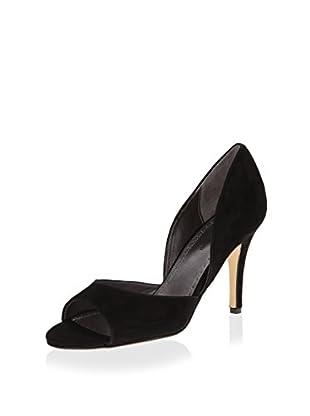Adrienne Vittadini Footwear Women's Giggi Open Toe Pump