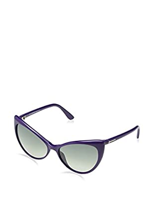 Tom Ford Gafas de Sol Ft303 90B (55 mm) Violeta / Gris