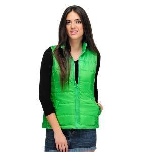 Yepme Trendy Green Colored Jacket for Women