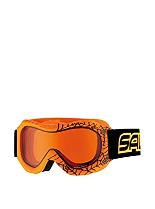 salice occhiali Maschera Da Sci 601DAD Arancione/Nero