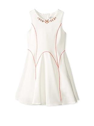 Blush by Us Angels Girl's Scuba Princess Tank Dress