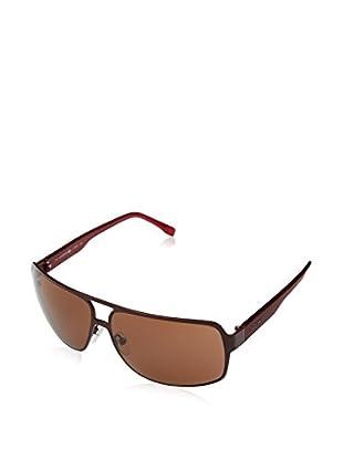 Lacoste Sonnenbrille L167S6412140 (64 mm) braun