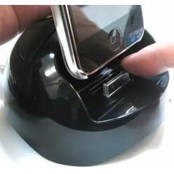サンコ- iPhone 3G 可変式USBクレ―ドル USBIPZ7