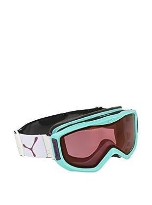 Cebe Skibrille 1320B005M hellblau/weiß