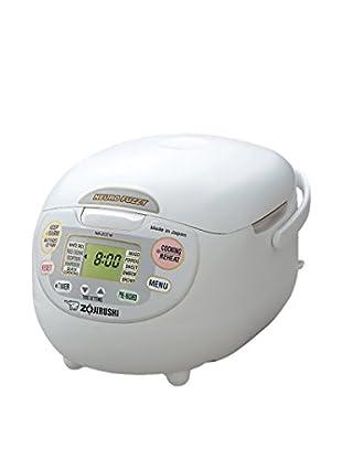 Zojirushi NS-ZCC18WZ Neuro 10-Cup Fuzzy Rice Cooker & Warmer