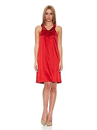 Siyu Vestido Chic (Rojo)