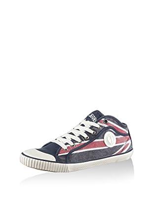 Pepe Jeans Hightop Sneaker INDUSTRY FLAG PORTOBELLO