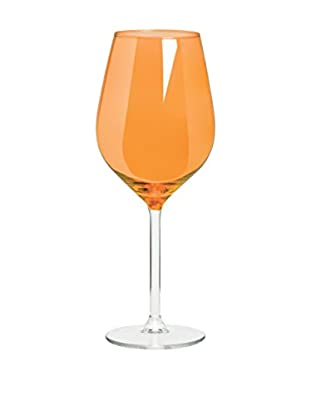 Brunch Time Kelch 6er Set Scratch Arancio