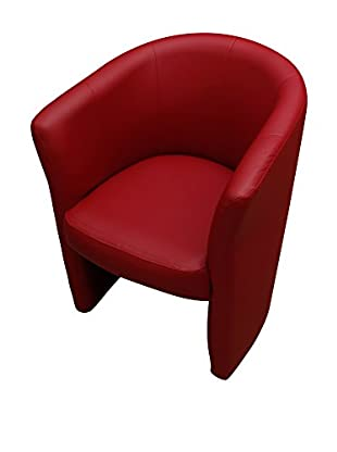 Evergreen House Sillón Rojo