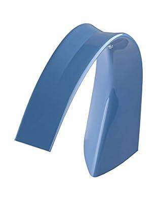 Kartell Tischlampe LED Taj Mini himmelblau