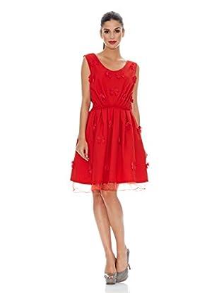 Pepa Loves Vestido Esmeralda (Rojo)