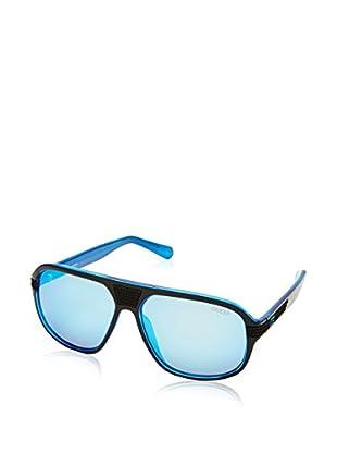 Guess Gafas de Sol 6836 (61 mm) Negro / Azul