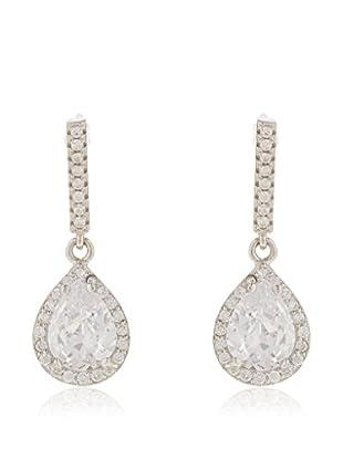 ANDREA BELLINI Ohrringe Cercles Scintillants Sterling-Silber 925