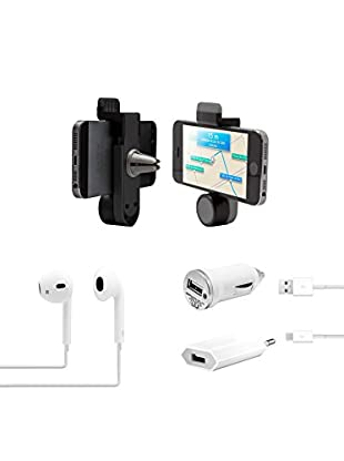 UNOTEC Kit Para iPhone 40.0497.00.00 Blanco