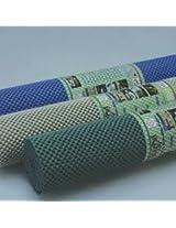 New Multipurpose Anti-Slip Mat - For Fridge, Bathroom, Kitchen, Drawer, Shelf Liner, Size 60x120 cm