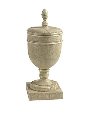 Decorative Resin Jar