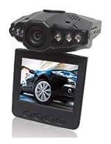Alria HD Portable Night Vision 6 LED IR DVR Car Camera Recorder 32GB SD