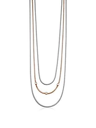 Esprit Collar Conjunction Plateado / Rosado