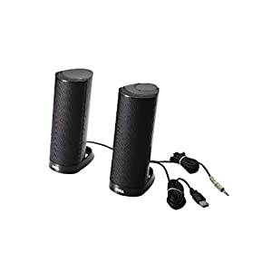 Dell AX210 USB 2.0 Stereo Multimedia Speaker