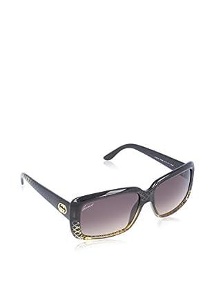 Gucci Sonnenbrille 3575/S EDW8H schwarz