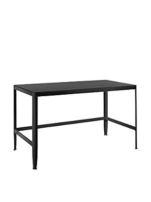 LumiSource Pia Desk/Table, Black