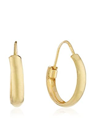 Gold & Diamond Pendientes