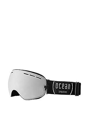 Ocean Skibrille Cervino schwarz