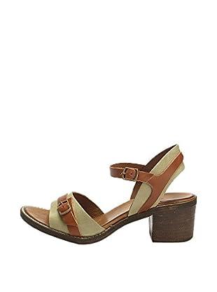Bueno Shoes Sandalias de tacón Hebillas