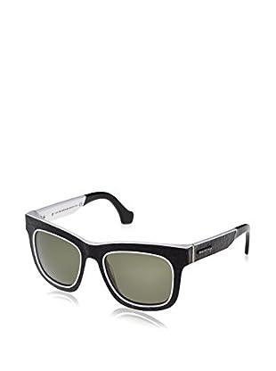 Balenciaga Sonnenbrille BA0009 (53 mm) schwarz/weiß