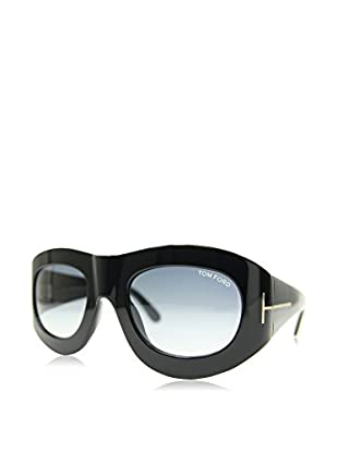 Tom Ford Occhiali da sole FT-MILA 0403S-01V (53 mm) Nero
