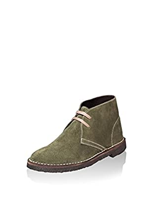 BRITISH PASSPORT Safaris Plain Chukka