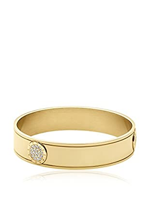Dyrberg/Kern Armband Mouille Iii Sg Crystal goldfarben