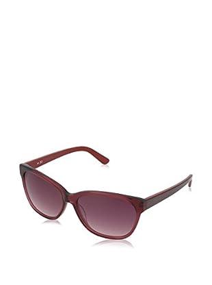 Lacoste Gafas de Sol 704S-539 (55 mm) Burdeos