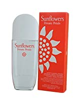 SUNFLOWERS DREAM PETALS by Elizabeth Arden Perfume for Women (EDT SPRAY 3.3 OZ)