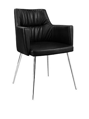Premier Houseware  Stuhl 2403161 schwarz