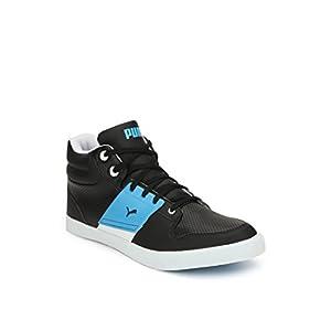 El Ace 2 Mid Pn Dp Black Sneakers