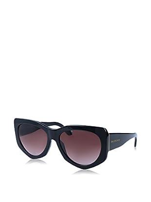 Balenciaga Sonnenbrille BA0018 17 140 01T (58 mm) schwarz
