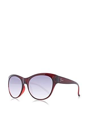 Guess Sonnenbrille GU0244F 56F31 (56 mm) bordeaux